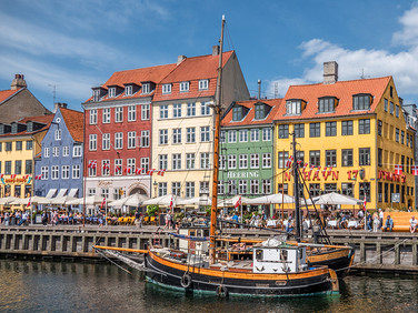 Nyhavn, May 2018