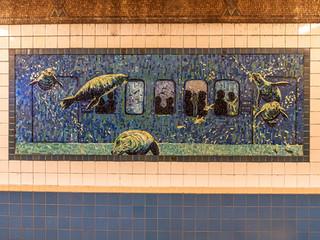 Subway, October 2018