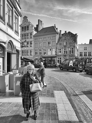 Brugge, April 2019