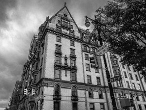 The Dakota Building, West 72nd Street and Central Park West, October 2018