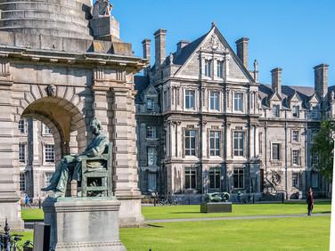 Trinity College, September 2019