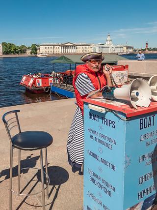 St Petersburg, May 2018
