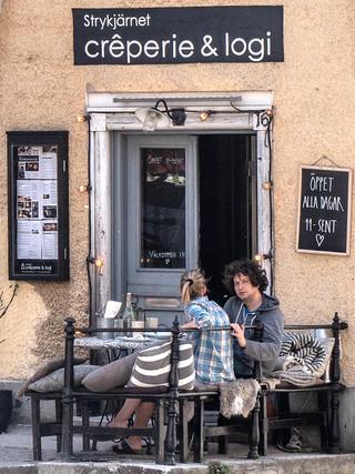Visby, May 2018