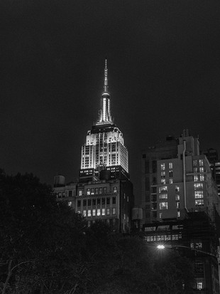 Empire State Building, October 2018
