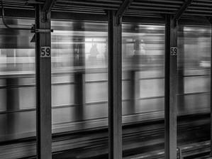 Subway at 59th Street, October 2018