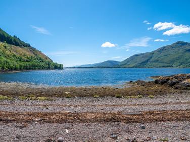 Loch Linnhe, July 2018