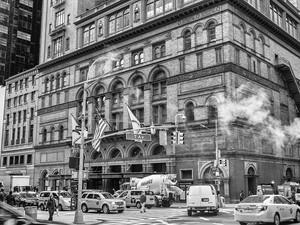 Carnegie Hall, October 2018