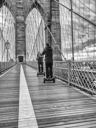 Brooklyn Bridge, October 2018