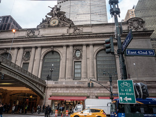 Grand Central Terminal, East 42nd Street, October 2018