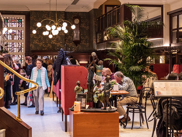 Bewley's coffee shop, September 2019