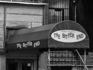 The Bitter End, Bleecker Street, October 2018