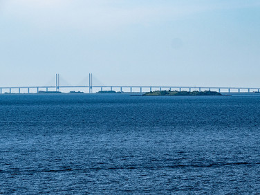 Oresund Bridge, May 2018