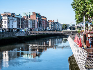 River Liffey, September 2019
