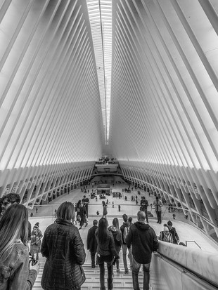 Inside The Oculus, October 2018