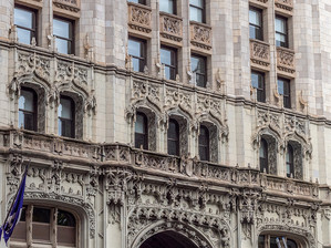 The Woolworth Building, October 2018