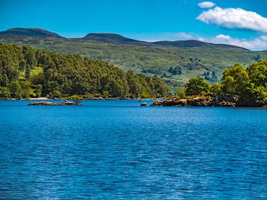 Loch Lomond, July 2018