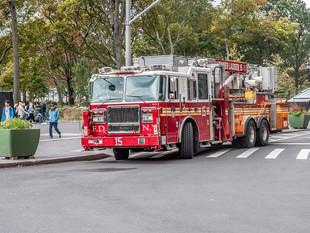 Near Battery Park, October 2018