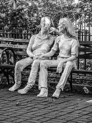 Stonewall Memorial, September 2019