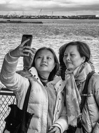 Staten Island Ferry, October 2018