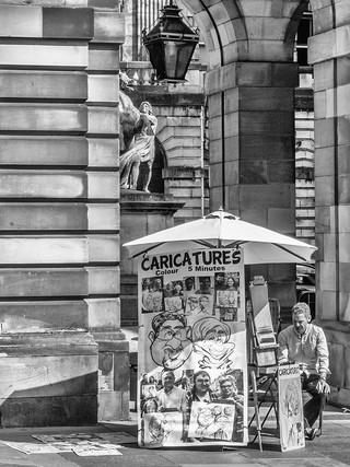 Edinburgh, July 2018