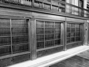Bill Blass Public Catalogue Room, New York Public Library, October 2018