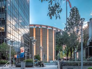 Madison Square Garden, October 2018