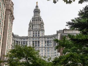 Municipal Building, October 2018