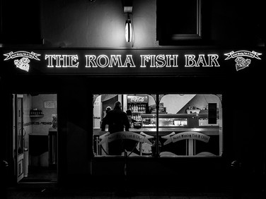 Morriston, Swansea, September 2018