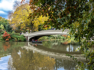 Bow Bridge, October 2018