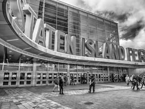 Manhattan's Staten Island Ferry Terminal, October 2018