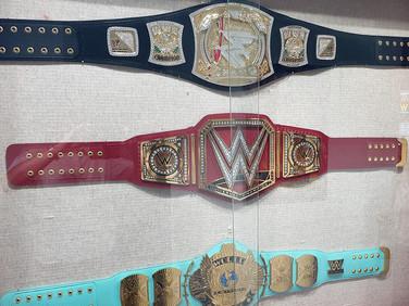 WWE Head Office, Stamford, September 2019