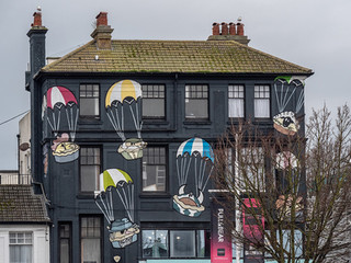 Brighton, November 2018
