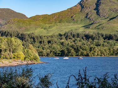 Loch Earn, July 2018