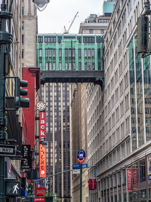 West 32nd Street between 6th and 7th Avenues, October 2018