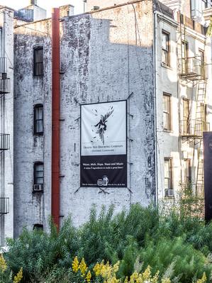 High Line, September 2019