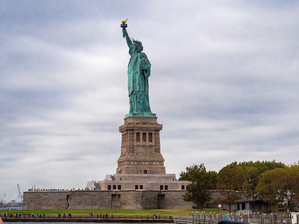 Statue of Liberty, October 2019