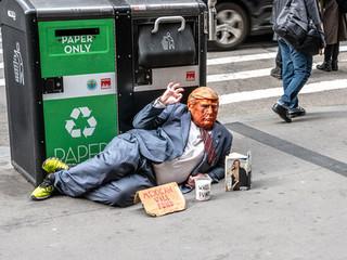 Lower Manhattan, October 2018