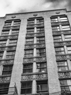 Brill Building, 1619 Broadway at 49th Street,October 2018