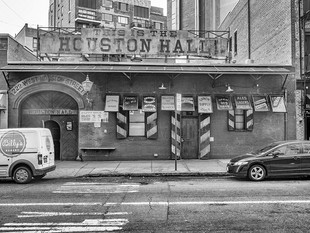 West Houston Street, October 2018