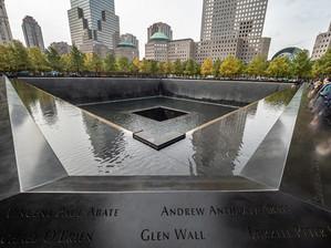 World Trade Centre Memorial, October 2018