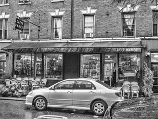Caffe Dante, Macdougal Street, October 2018