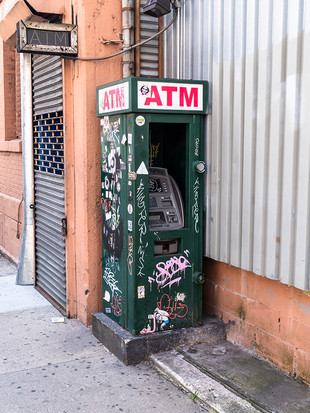West 46th Street, October 2019