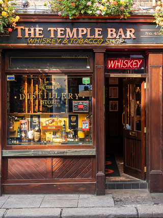 Temple Bar, September 2019