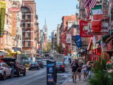Mulberry Street, Little Italy, September 2019