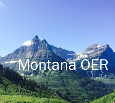 Montana OER