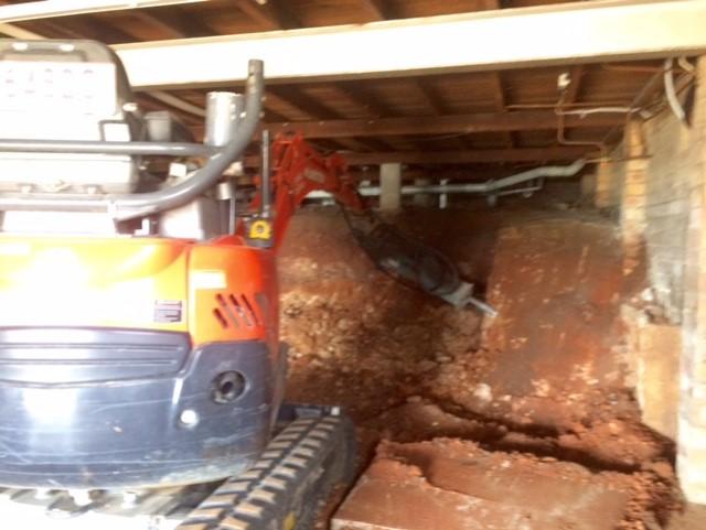 Excavator Hire with Operator