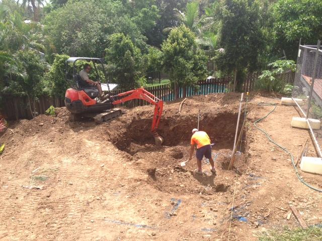 Pool Excavation Specialists