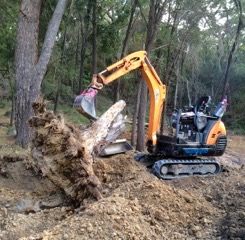excavator and bobcat hire
