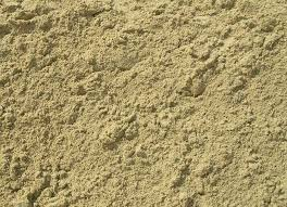 Sand - Fine or Course