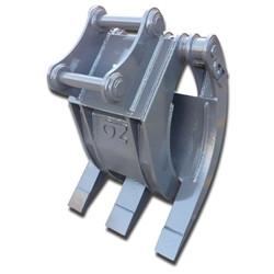 Hydraulic Grabs
